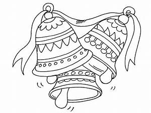 Coloriage De Paque : dessin de cloches de paques sur ~ Melissatoandfro.com Idées de Décoration