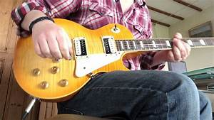 Epiphone Limited Edition Les Paul With Seymour Duncan Jb
