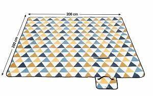 Picknickdecke 200 X 200 : picknickdecke 200 x 200 cm viel platz f r viele leute ~ Eleganceandgraceweddings.com Haus und Dekorationen