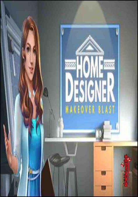 home designer makeover blast   full pc setup
