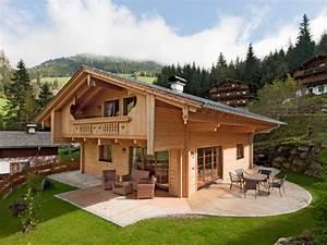 Holzhaus Ferienhaus Bauen : fullwood haus alpentraum holzhaus im traditionellen tiroler stiel ~ Markanthonyermac.com Haus und Dekorationen