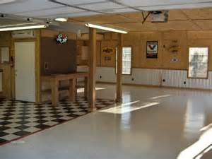 Garage Interior Wall Paint Ideas