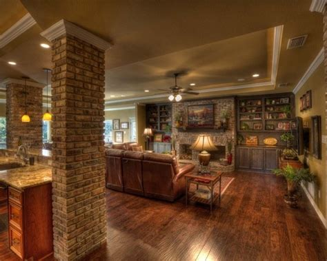 Paint Colors For A Rustic Living Room by Curb Appeal Renovations Living Room Remodel
