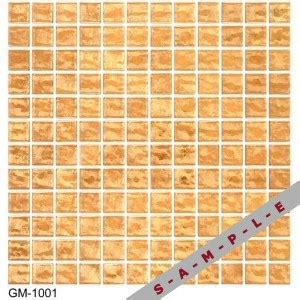 Transworld Tile In Northridge Ca by Gemstone Glass Mosaic Gold Series Mosaic American Tiles