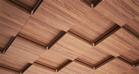 decorative wood ceiling panels images
