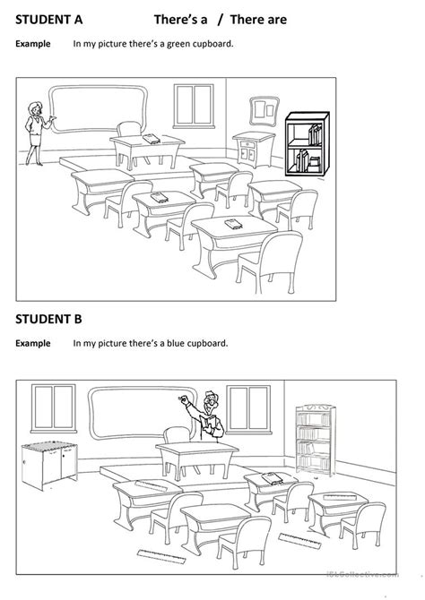 worksheets spot the difference worksheets