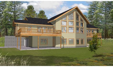 house plans with covered porches covered porch design view plans lake house lake house
