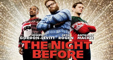 """Free Sneak Preview Movie """"the Night Before""""  Sf Funcheap"""