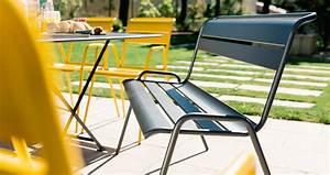 Banc De Jardin Castorama : table banc jardin mobilier exterieur bois wood structure ~ Dailycaller-alerts.com Idées de Décoration