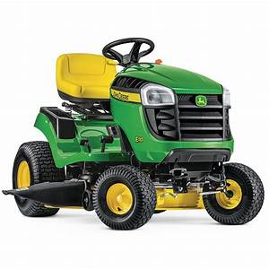 John Deere E110 Lawn Tractor Maintenance Guide  U0026 Parts List
