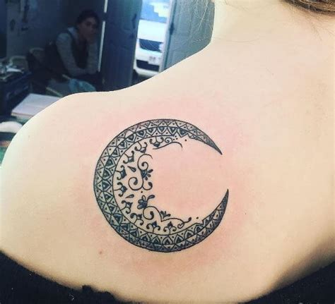 unique moon tattoo designs  meaning  tattoosboygirl