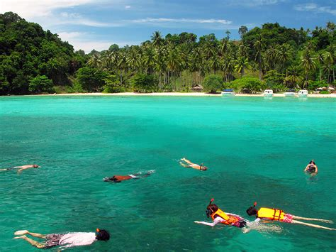 Snorkeling Thailand Easy Day Thailand Tours