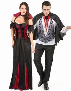 Halloween Paar Kostüme : vampirkost m halloween f r paare paarkost me und g nstige faschingskost me vegaoo ~ Frokenaadalensverden.com Haus und Dekorationen