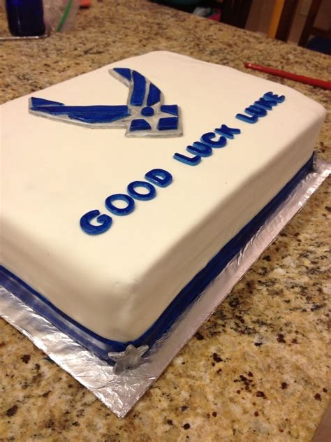 air force cake  cake central ideas  clients