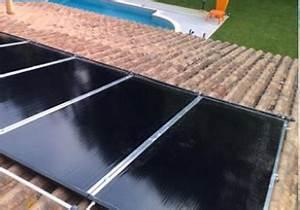 Capteur solaire pour piscines bonvarlet for Panneau solaire thermique pour piscine 5 accueil ecosolaris chauffage solaire et capteur