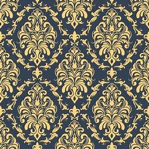 damask vectors photos and psd files free download With markise balkon mit damask tapete