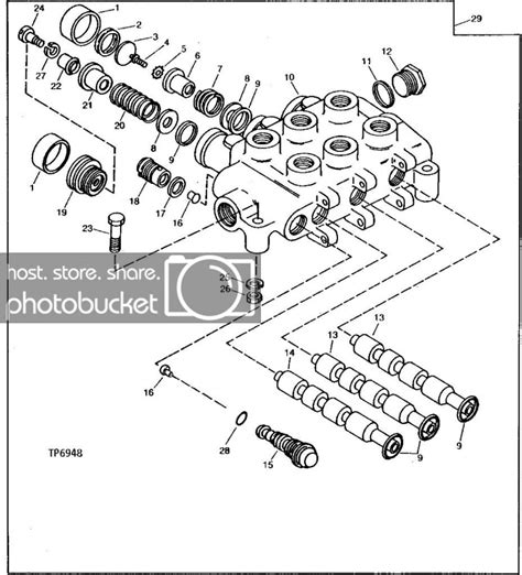 Deere 350c Wiring Diagram by Hydraulic Spool Valve Schematic Go Search For