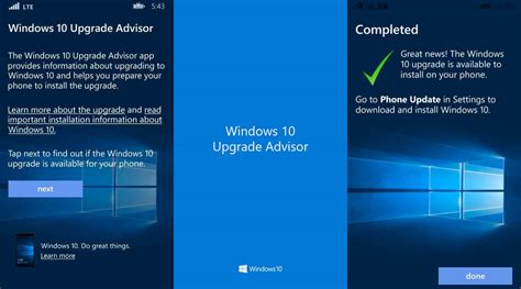 Windows 10 Update Is Arriving For Older Lumia Models
