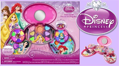 where can i find a makeup vanity disney princess makeup kit unboxing for how to