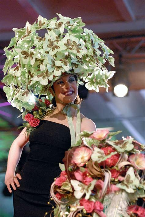comment decorer un chapeau pixelistes serge14 floralies de nantes d 233 fil 233 reportages photos