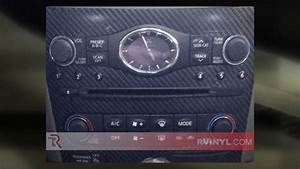 Rdash U00ae 2007 - 2008 Infiniti G35 Sedan Dash Kit