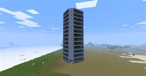 Modern High-Rise Minecraft Project