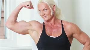 Female Muscle With 50  Age