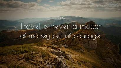 Quotes Travel Mandela Nelson Dreamer Never Winner