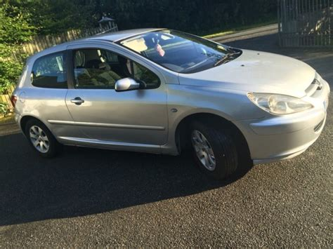 small peugeot cars for sale 2002 peugeot 307 for sale for sale in mullingar westmeath