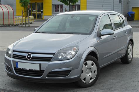 Opel Astra 1 6 by Opel Astra 1 6 Twinport Technical Details History Photos