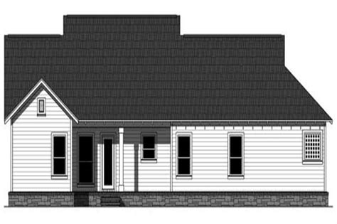 1600 Sq Ft Craftsman House Plan Ranch Style 3 Bed 2