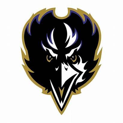 Ravens Baltimore Logos Vector Transparent Raven 1996
