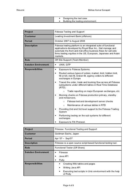 documentum resume 60 images documentum project manager