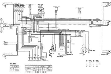 honda mb5 wiring diagram a on