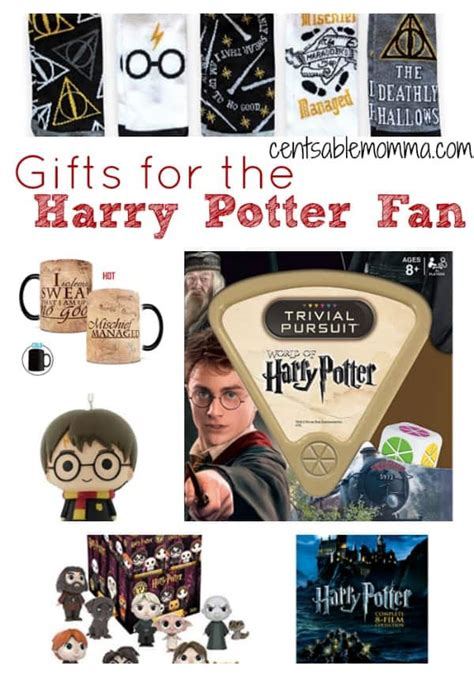 best gifts for harry potter fans best gifts for the harry potter fan centsable momma