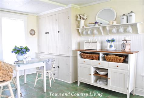 My Farmhouse Kitchen  Town & Country Living