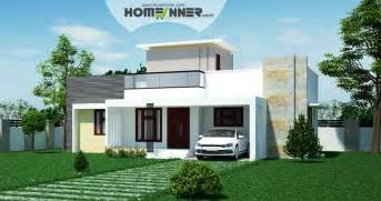 Home Blueprint by Low Cost 2 Bhk Indian House Design 1088 Sqft