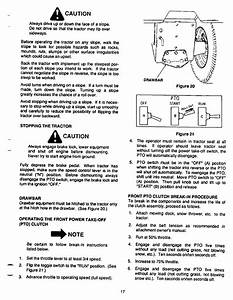 Page 17 Of Cub Cadet Lawn Mower 1864 User Guide