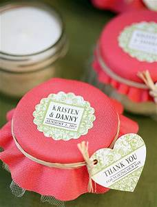 mason jar candle wedding favors wedding inspiration With jelly jar labels for wedding favors