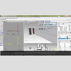 Visualarq 1 Create A Custom Door In Rhino Youtube