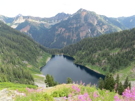2012 Pacific Crest Trail: Stevens Pass to Snoqualmie Pass ...