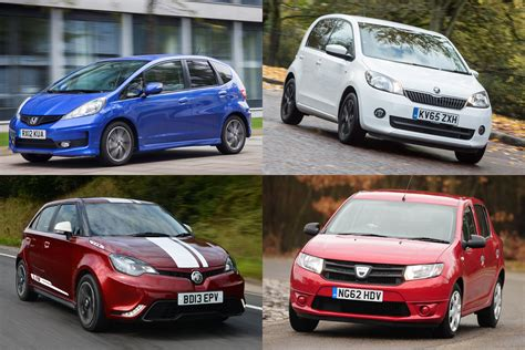 smallest cars most reliable small cars to buy now auto express