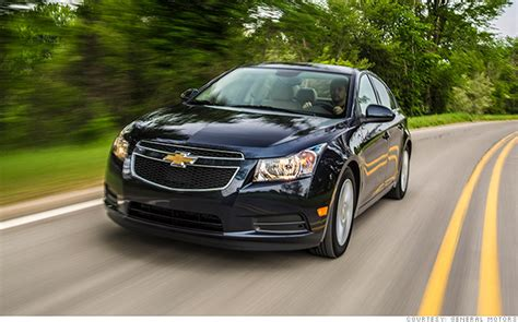 2014 Chevrolet Cruze Reviews And Rating