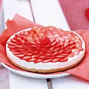 Wahnsinnig leckerer Erdbeerkuchen Rezept Küchengötter