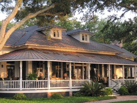 ranch house wrap porch home design ideas country style house plans porch house