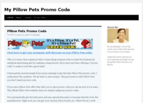 promo code for my pillow for my pillow at website informer
