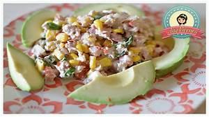 como hacer una ensalada de atun receta facil y rapida With ensalada de atun vegano con germinados