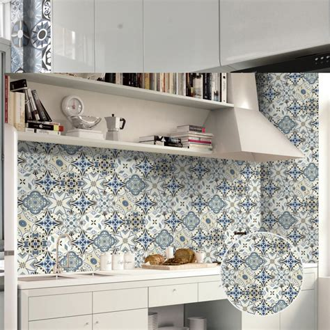 xm  adhesive wall sticker kitchen oil proof