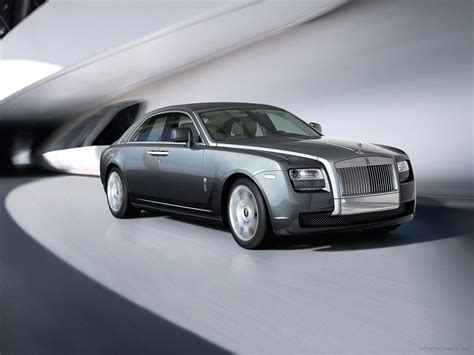 Rolls Royce Ghost Car Pictures