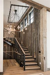 rustic stairs with iron stair railing staircase rustic and